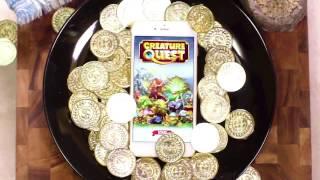 Creature Quest   Recipe - Gameplay
