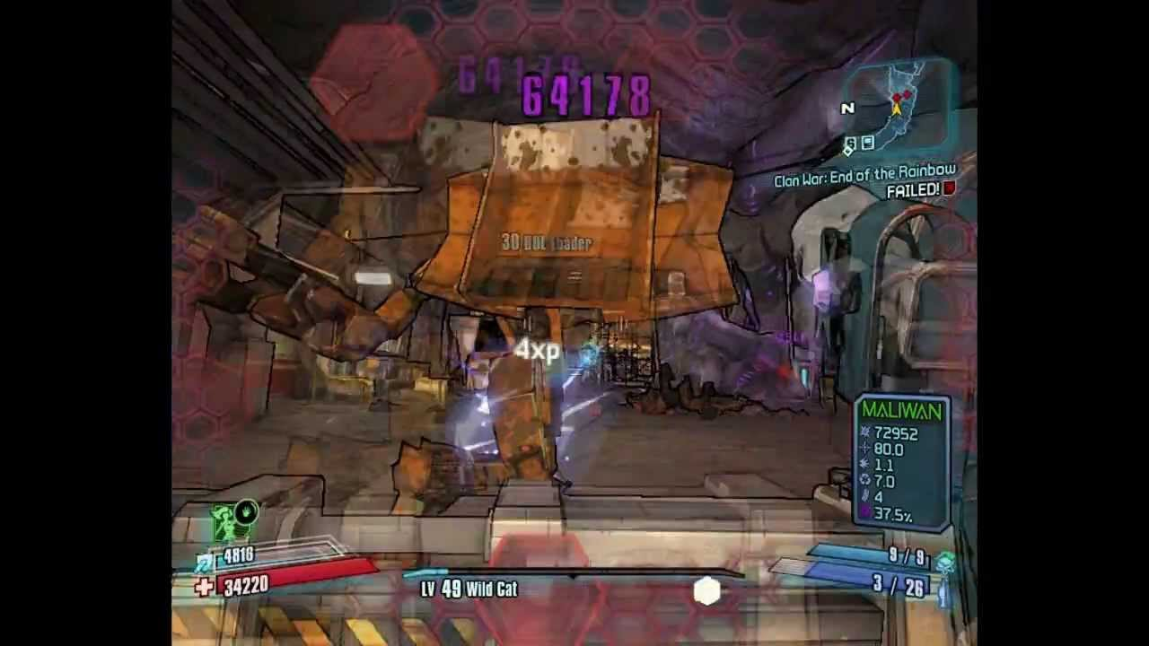 Borderlands 2 Automaten Trick