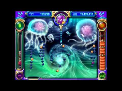 Let's Play Peggle Nights Marina 11-1