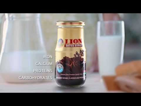 Lion Dates Syrup Ad - Kids Play Tamil