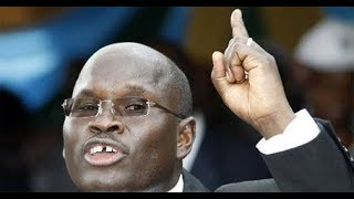 Former education PS James Ole Kiyiapi says the KCSE results are unacceptable: News Center