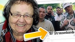 Meine OMA reagiert auf 187 Straßenbande 😂
