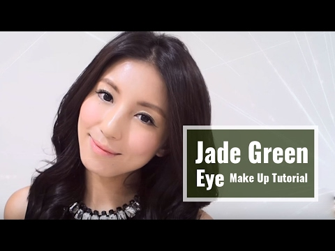 get ready with nancy jade green eye make up tutorail nancy youtube. Black Bedroom Furniture Sets. Home Design Ideas