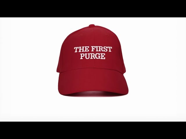 The First Purge - The First Purge Announcement