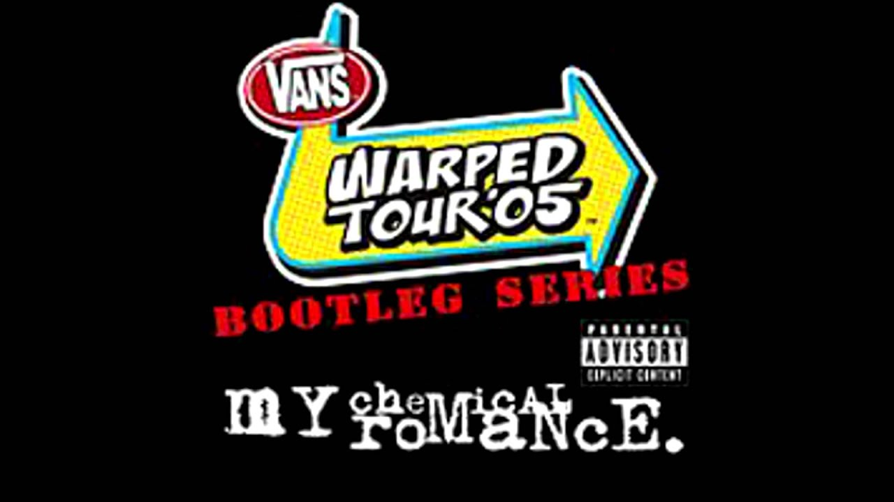Mcr Vans Warped Tour