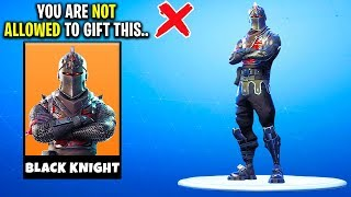 The Truth About GIFTING in Fortnite | Chaos