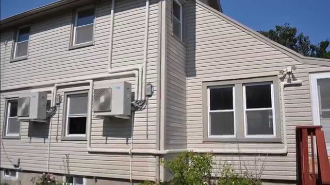 Nj Daikin Ductless Air Conditioning Installation Youtube