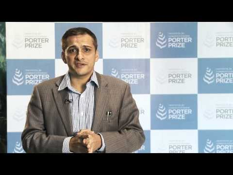 Porter Prize 2014 - CEO Talks:Vinay Hebbar, Managing Director Asia Pacific, HBSP