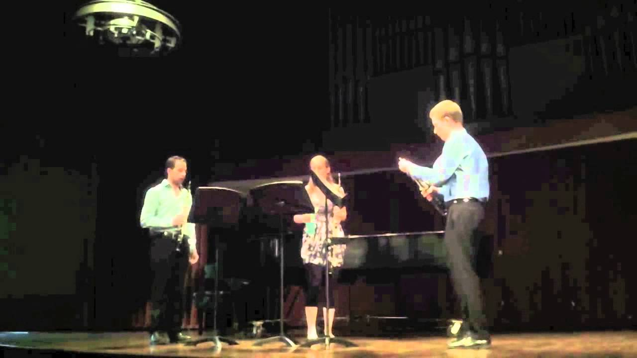 Beethoven Trio in C major for Two Oboes and English Horn ...