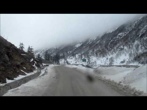 Exclusive : Deadliest Road in Gangtok
