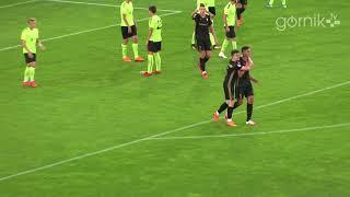 Górnik Zabrze 2-1 SFC Opava. Skrót sparingu (05.07.2018)