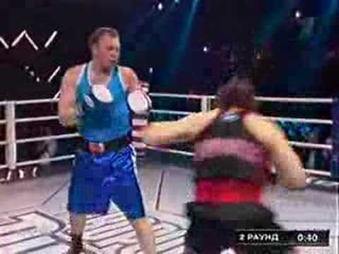 King Of The Ring. Zhuravlev Vs. Epifancev. Part 1/2