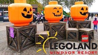 LEGOLAND Windsor Vlog October 2019