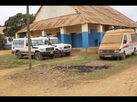 MOUYONDZI, L'UNE DES VILLES LES PLUS HOSPITALIÈRES DU CONGO BRAZZAVILLE Par Victor Foutou