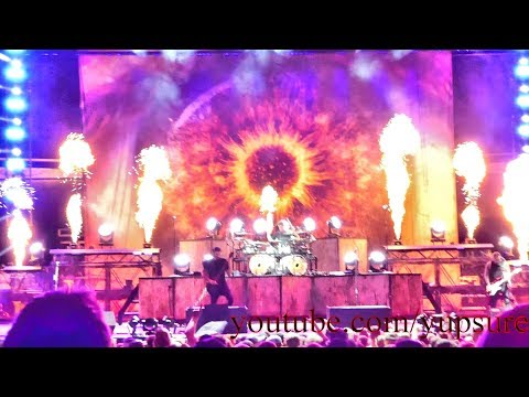 Breaking Benjamin - Full Show - Live HD (The Pavilion @ Montage Mountain)