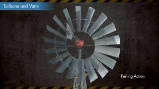 Wind pump Mechanism