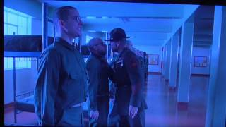 FULL METAL JACKET - Gunnery Sergeant Hartman (Deutsch / German)