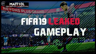 Subtle improvements! | Leaked FIFA 19 footage - PSG v Juventus