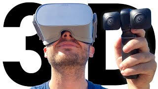 How To SHOOT & EDIT 3D (VR180)
