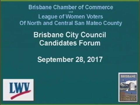 Brisbane City Council Candidate Forum