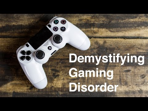 Carmen - Video Game Addiction Is An Official Disease?