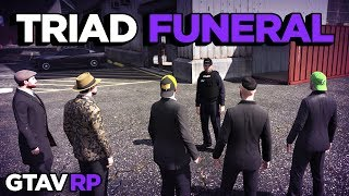GTA V RP | Triad Funeral (GTA 5 Roleplay #11) thumbnail