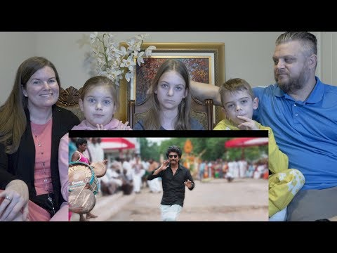 Petta Trailer Reaction By American Family