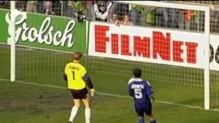 1956 t/m 2009 Achttien prachtige doelpunten Eredivisie [HD]