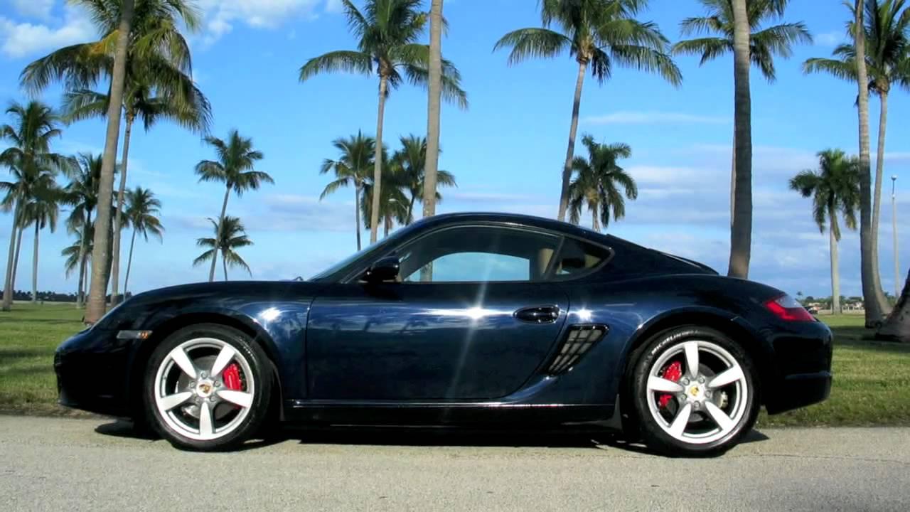 2007 Porsche Cayman S - YouTube