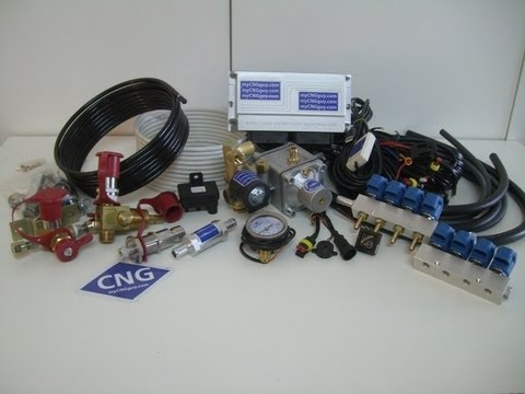 CNG Natural Gas Conversion for $900, sequential injection, http://myCNGguy.com