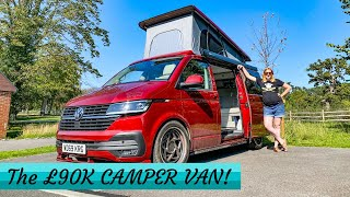 The £90,000 VW T6.1 CAMPER VAN!! - EcoWagon Expo+ Tour