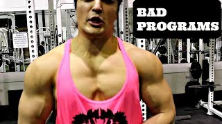 What I HATE About Most Hypertrophy (Size) Programs
