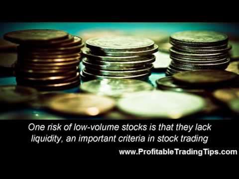 How Does Trading Volume Impact a Company's Stock?