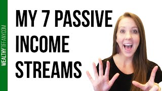 7 Passive Income Ideas [Make Money While You Sleep] 💰😴