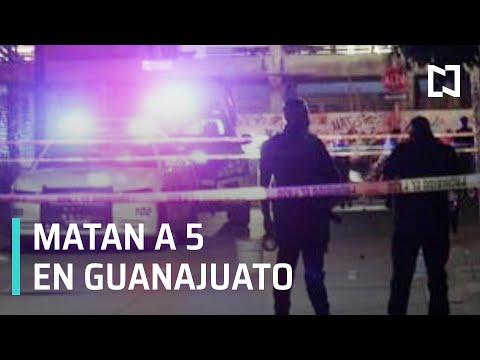 Asesinan a cinco personas en un domicilio en León, Guanajuato - Las Noticias