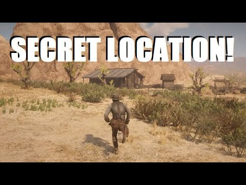 Unknown HIDDEN SECRET Found and Unique Black Flower in Red Dead Redemption 2! thumbnail