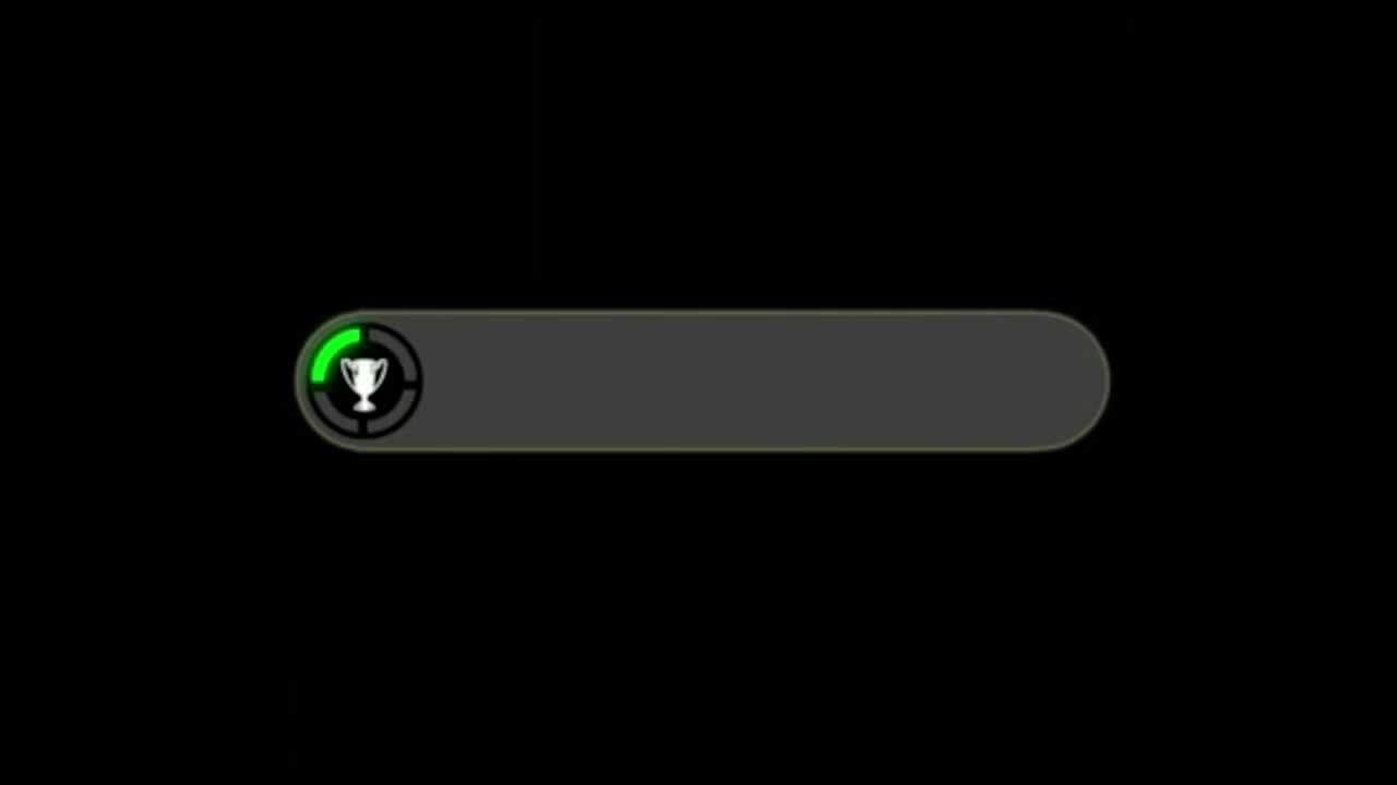 Xbox Achievement in Black Screen HQ - YouTube