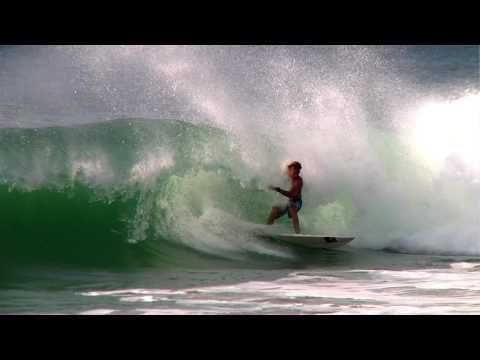 Offshore: Damien Fahrenfort