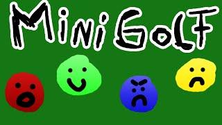 Zombey spielt Minigolf!