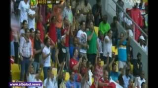 محمد صلاح يتعادل للمنتخب الوطنى أمام الكونغو..فيديو