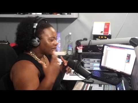 Que interview at Cita Radio Barbados