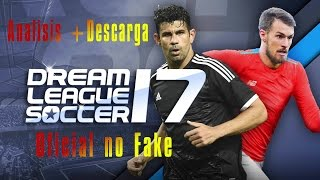Dream League Soccer 17 Oficial, Análisis completo +Descarga y monedas infinitas