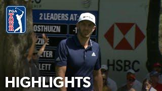 Dustin Johnson's Highlights | Round 1 | WGC-Mexico 2019