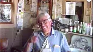 ANGEL DELGADILLO - Seligman, AZ - Route 66 - August 29, 1992