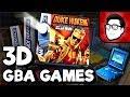 3D Game Boy Advance Games