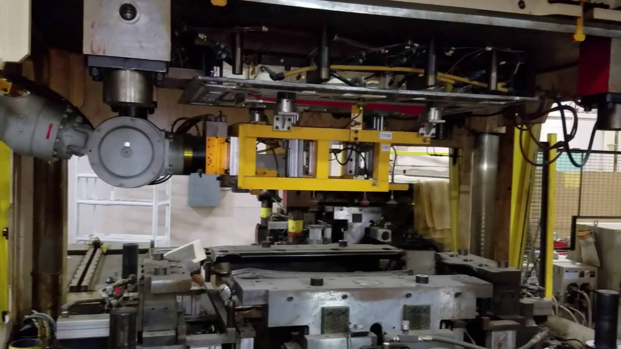 LORIK 150 Ton Hydraulic Press For Sale  Icon Industries, Inc