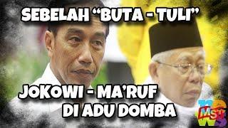 Jokowi – Ma'aruf Di4du Do (m) ba, Kubu Lawan 'B (ut) a-T (ul) i', SBY Jadi Jagoan