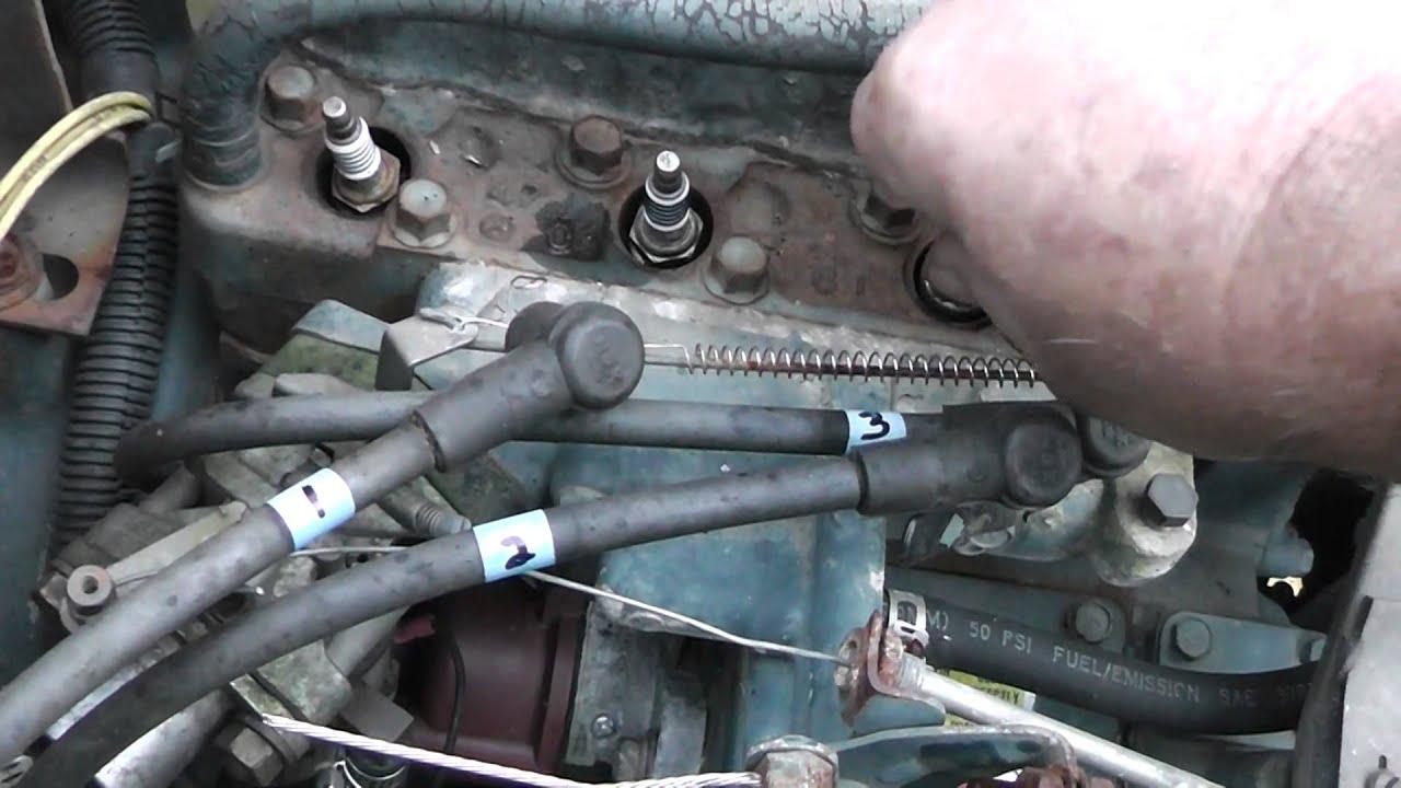 troubleshooting kubota 3 cylinder gas lpg no start youtube rh youtube com