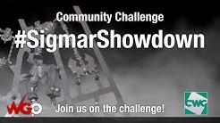 #SigmarShowdown!
