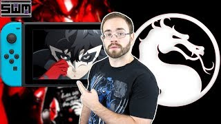 Persona 5 Invades Smash Bros Ultimate And Mortal Kombat 11 Is Real!   News Wave
